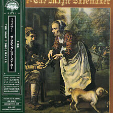 FIRE (UK) - THE MAGIC SHOEMAKER NEW CD