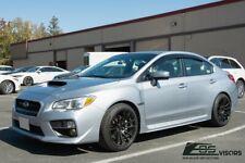Eos Visors For 15-Up Subaru Wrx & Sti Jdm Clip-On Side Window Guard Deflectors (Fits: Subaru)