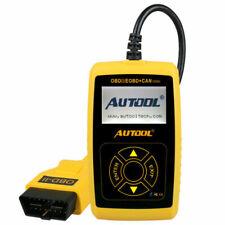 CS320 CAN OBD2/EOBD Vehicle Fault Code Reader Live Data Diagnostic Scanner Tool
