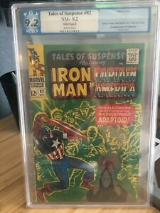 Tales of Suspense #82 Mile High II Collection High Grade PGX 9.2