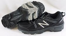 NEW Mens NEW BALANCE 410 BS4 Black Silver Trail Running Sneakers Shoes
