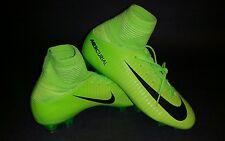 Nike JR Mercurial Superfly V FG, Electric Green, Size 5Y