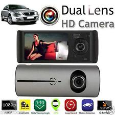 GPS Dashcam Autokamera Car Camcorder Video Registrator Dual Len Camera DVR DE