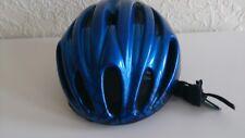 Kinder-Fahrradhelm in blau (Größe s/m)
