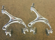 Vintage Nos New 1990's Campagnolo Centaur silver brakes brake calipers set