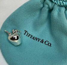 $200 Tiffany & Co. Sterling Silver 925 New York Big Apple Charm Pendant
