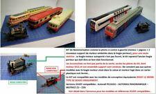 Kit ReMotorisation Z2 - Z2N - Picasso - EAD Panoramique - JOUEF LIMA ... HO