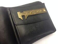 Miniatur Knopfmaß 50mm aus Hartmessing, passt in geeignete Geldbörse