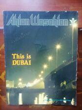 Arabic Ahlan Wasahlan Magazine 1988 - DUBAI