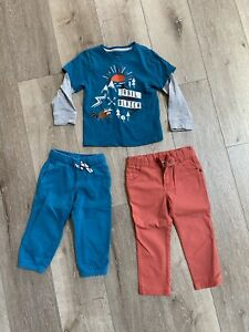 GYMBOREE LOT TODDLER BOYS CLOTHES SHIRTS TOPS SWEATPANTS JEANS OUTFITS SIZE 2T