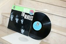 Lp the beatles / with the beatles (pressage allemand, odéon)