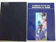 OMAGGIO AL MARE-A TRIBUTE TO THE SEA-EDIT.AGIP-BILINGUE CM. 24,5X34,5-NUOVO
