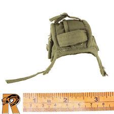 Soviet Tank Corps - Green Tanker Helmet #1 - 1/6 Scale Alert Line Action Figures