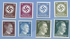 Nazi Germany Third Reich Nazi Swastika Eagle Hitler Stamp lot MNH WW2 Era #35