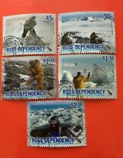 2006 Ross Dependency 50th Anniv. of NZ Antarctic Programme SG 99/103 CTO Set 5
