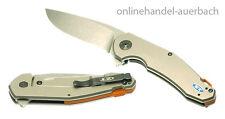 ZERO TOLERANCE ZT0220 JENS ANSO  Taschenmesser Klappmesser Einhandmesser Messer