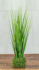"20"" Artificial Onion Grass Spiky Plant Grass Floral Decor Artificial Plants New"