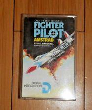 Piloto juego Amstrad CPC 464 Vintage 1984 Raro A792