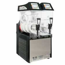 Crathco Frosty 2 Frozen Drink Machine With 2 3 15 Gal Bowls 15 45w 115v