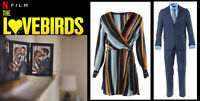 The Lovebirds: Issa Rae & Kumail Nanjiani outfits w/Studio COA