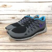 Nike ID Free 5.0 Shoes Mens Athletic Running Custom Training 653713-991 Size 8