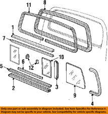 FORD OEM 84-94 F-250 Rear Window Glass-Latch EOTZ1040860A