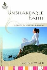 Unshakeable Faith: 8 Traits for Rock-Solid Living (New Hope Bible Stud-ExLibrary