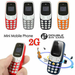 Mini Mobile Phone Bluetooth GSM Phone Support 2G Network Replacement for BM10