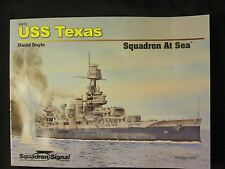 Book: USS Texas Squadron At Sea - 350+ photographs, and color profiles; 152 pg