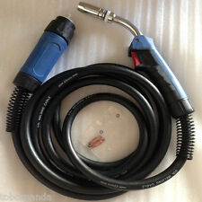 MIG WELDING TORCH EURO CONNECTOR  MB 15 -  4 METRE