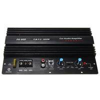 12V 1000W Mono Car Audio Power Amplifier Powerful Bass Subwoofers Amp 30Hz~280Kz