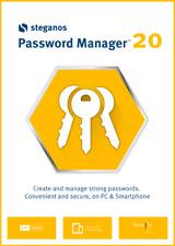 Steganos Password Manager 20 Lifetime License Key for 1 PC