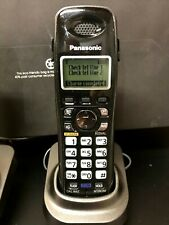 PANASONIC KX-TGA939T CORDLESS TELEPHONE HANDSET - CLEANED AND TESTED