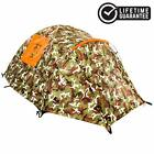 Chillbo Cabbins Camo camping backpacking tent 2 or 3 person