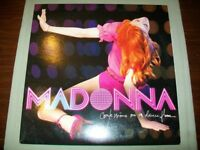Madonna           **PINK NUMBERED VINYL**        Confessions on a Dance Floor