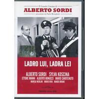 Ladro lui, ladra lei - Il grande cinema di Alberto Sordi + - DVD ED001057