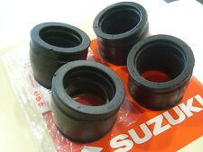 Set of 4 Genuine Suzuki Inlet Intake Pipes GSX1100 ET EX EZ 80/81/82 GSX1100ESD