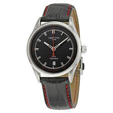 Certina DS 2 Precidrive Black Dial Mens Watch C024.410.16.051.03