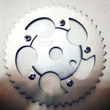 GT BMX Chainring 44T with Spider Silver/BMX Chainring GT