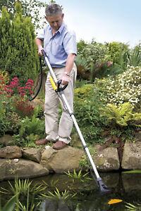 Hozelock Pond Vac Vacuum Garden - Sludge & Silt Hoover Remover Cleaner