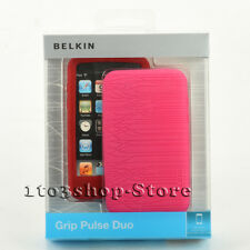 Belkin Lillian Silicone Sleeve Case 2-pack for iPod touch 2G, 3G (Pink/Red) NEW