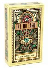 Tattoo Tarot Cards Deck Game