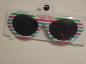 NWT Gymboree Tennis Match Striped Sunglasses Sz 4yrs & Up