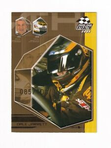 2004 Stealth X-RAY NUMBERED PARALLEL #EB6 Dale Jarrett #085/100! SCARCE!