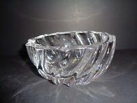 Vintage Kosta Boda Crystal Bowl Signed & Numbered  Anna Ehrner # 59755