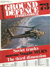 GROUND DEFENSE INTERNATIONAL 73 SOVIET ARMY TRUCKS / MLRS / DIEGO GARCIA / M816