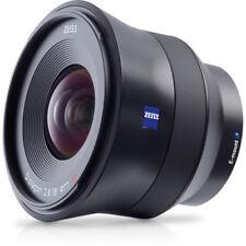 New Carl Zeiss Batis 18mm f2.8 Sony E mount Lens
