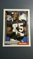 CHRIS HINTON 1992 TOPPS FOOTBALL CARD # 211 C0986