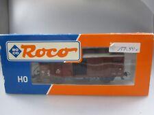 Roco: Gauge H0, DB Freight Car Nr.46256 (Stiege39)