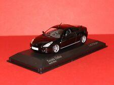 Minichamps 1/43 Toyota Celica Astral Black  MiB